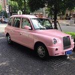 hotel cab