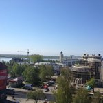 Вид на р.Северная Двина
