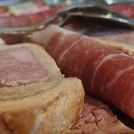 Cold cut as Starter