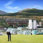 campo da golf sestriere