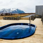 Hot tubs and view
