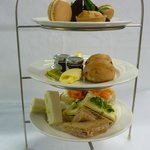 Afternoon Tea at the Wycliffe Hotel and Restaurant