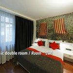 Classic Double room / Room no. 206