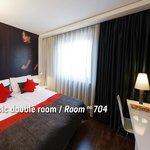 Classic Double room / Room no. 704