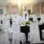 Salones de bodas, convenciones...anexo.