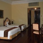 King Deluxe Guest Room with extra bed