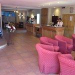 Réception Hôtel La Frégate