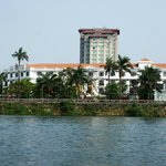 View of the Hotel from the Perfume River