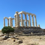 Temple of Poseidon, Sounion Greece