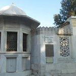 усыпальница мимара синанаЮ врозле мечети сулеймана великолепного