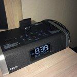 radio met bluetooth op de kamer