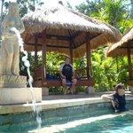 Gazebo Number 10, Waterbom Park, Bali
