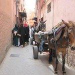 Marrakesh side street