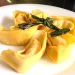 Tortelli ricotta e salmone (pasta fresca)
