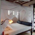 Sea facing bedroom