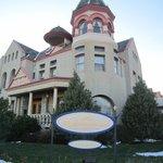 Beautiful historic mansion