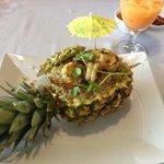 Pineapple Rice Bowl