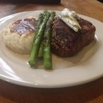 Blue Cheese stuff Filet