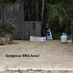 Crappy BBQ Area