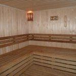 Newly enhanced sauna