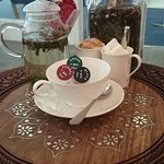 Just one of our many tea's from around the world.