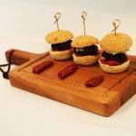 Trio of Signature Spot Burgers
