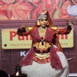 Kathakali dance show