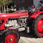 Traktor Hürlimann