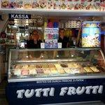 Tutti frutti gelateria
