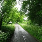 The walk to Minster Lovell