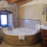 Bad in der Suite