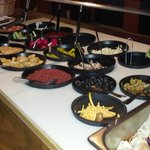 Country Heights Supper Club - Freshly made, in house - Salad Bar - Hazel Green WI