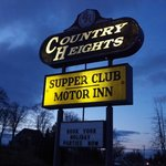 Country Heights Supper Club - Hazel Green Wi - An Old Fashioned Experience