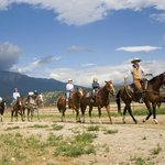 Horseback Riding at Mount Princeton Hot Springs Stables