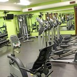 Fitness Center in the Spa