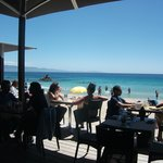 plage paillote week end