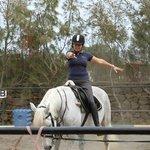 horse riding fuerteventura/lessons los pinos verdes lajares