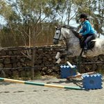horse riding fuerteventura/los pinos verdes lajares