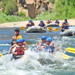 Whitewater Rafting Nearby