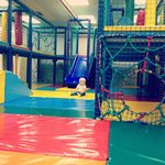 Billy's den soft play area