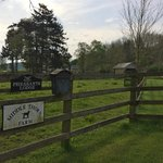self-catering cottage near Offa's Dyke Path