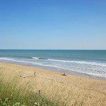 Nearest beach to campsite