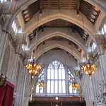 Inside Guildhall