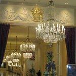 Beautiful lobby....