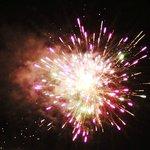 Fireworks on Memorial!