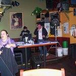 karaoke night at Siren's!