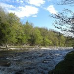 Ausable River ready to fish
