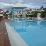 pool/play area