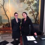 Delightful front desk receptionists. Very kind and helpful.