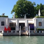 Peggy Guggenheim Museum from Grand Canal